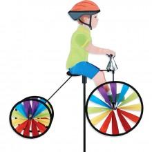 Cycliste Premier Kites Tricycle Spinner Boy 19 garçon