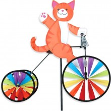 Cycliste Premier Kites Tricycle Spinner Cat 19 chat