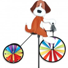 Cycliste Premier Kites Tricycle Spinner Dog 19 chien