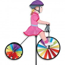 Cycliste Premier Kites Tricycle Spinner Girl 19 fille