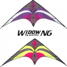 Cerf-volant 2 lignes Premier Kites Widow NG