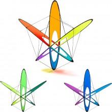 Cerf-volant monofil Prism EO Atom