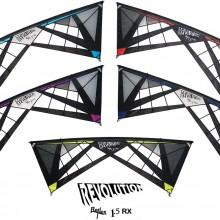 Cerf-volant 4 lignes Revolution 1.5 RX Reflex Spider Web