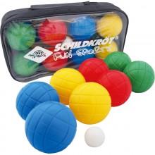 Boules de pétanque plastique Schildkröt Fun Boccia Set