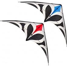 Cerf-volant 2 lignes Spiderkites Maraca Light