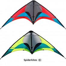 Cerf-volant 2 lignes Spiderkites Tomboy