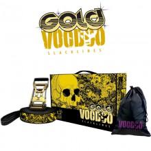 Ruban d'équilibre Voodoo Gold 25 m