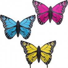 Cerf-volant monofil Wolkenstürmer Bella Butterfly papillon