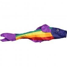 Manche à air Wolkenstürmer Windsack Fisch Rainbow poisson