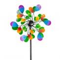 Moulin à vent métallique Colours in Motion Drops 30 cm