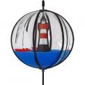 Globe tournant Colours in Motion Satorn 28 Lighthouse phare