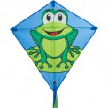 Cerf-volant monofil HQ Eddy Funny Frog grenouille