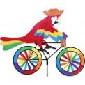 Cycliste Premier Kites Bike Spinner Parrot 37 perroquet