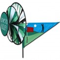 Moulin à vent triple Premier Kites Triple Spinner Love To Golf