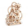 Puzzle 3D mécanique Ugears Dynamomètre