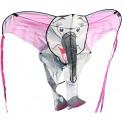 Cerf-volant monofil 3D XKites éléphant